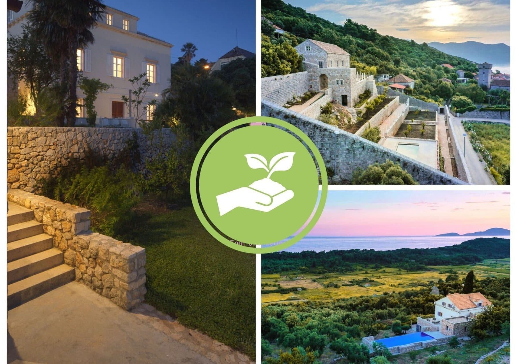 Why our villas excel in sustainability